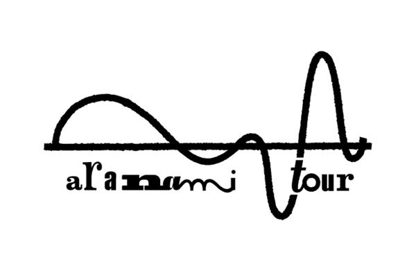 """tacica TOUR 2020 """"aranami"""""""